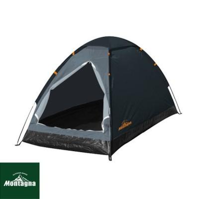 テント 組立式1人用ドームテント Montagna モンターナ レジャー アウトドア キャンプ 簡易テント HAC2695