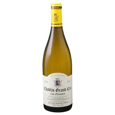 白ワイン ジャン ポール エ ブノワ ドロワンシャブリ グラン クリュ レ プリューズ 750ml (稲葉 フランス 白ワイン FC222) wine