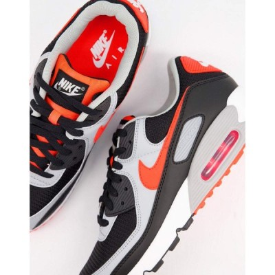 ナイキ Nike メンズ スニーカー エアマックス 90 シューズ・靴 Air Max 90 Trainers In Black ブラック