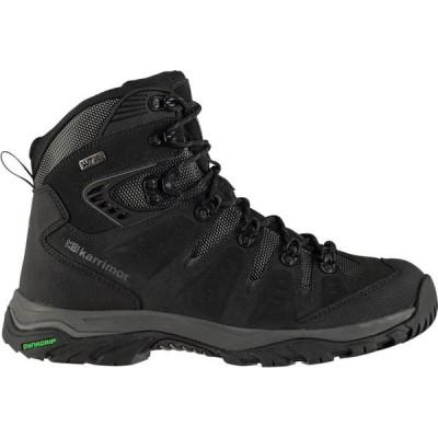 カリマー Karrimor メンズ ランニング・ウォーキング ブーツ シューズ・靴 React Walking Boots Black