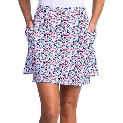 スポットハーレー レディース スカート ボトムス Sport Haley Women's Heidi Pull-On Golf Skirt