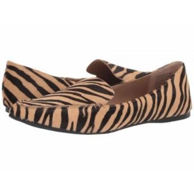 Steve Madden スティーブマデン レディース 女性用 シューズ 靴 フラット Feather Loafer Flat Tiger【送料無料】