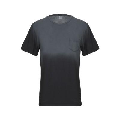 ALTERNATIVE® T シャツ スチールグレー XXL コットン 100% T シャツ