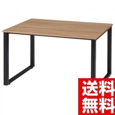 オフィス家具 アイアンフレーム ミーティングテーブル 120×90×70cm RG1290-KKA