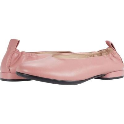 エコー ECCO レディース スリッポン・フラット シューズ・靴 Anine Classic Ballet Damask Rose Cow Leather