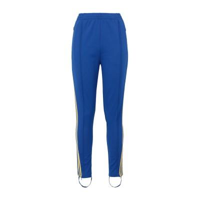 ADIDAS ORIGINALS パンツ ブルー 30 ナイロン 45% / コットン 33% / レーヨン 22% パンツ