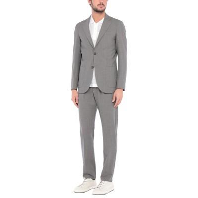 イレブンティ ELEVENTY スーツ グレー 50 ウール 96% / ポリウレタン 4% スーツ