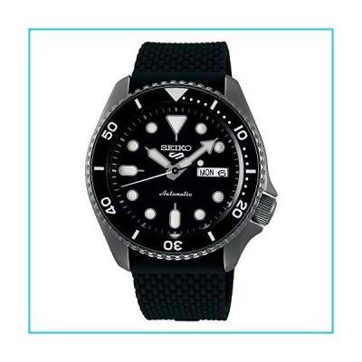 セイコー 5 SRPD65K2 メンズ 腕時計 自動巻き ラバー【並行輸入品】