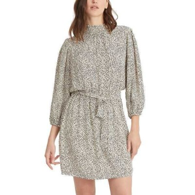 サンクチュアリー ワンピース トップス レディース Radiate Dot-Print Dress Teeny Spots