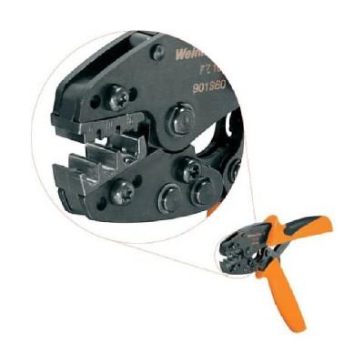 日本ワイドミュラー 圧着工具 PZ 16 9012600000 1個 (メーカー直送品)