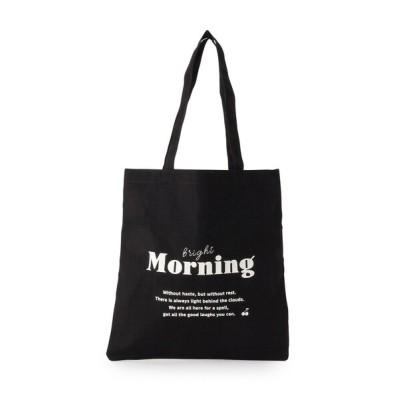 ESPERANZA / モーニング帆布トート WOMEN バッグ > トートバッグ