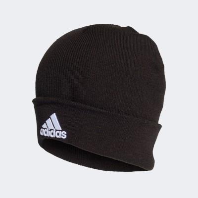 アディダス adidas ロゴ ビーニー / Logo Beanie (ブラック)