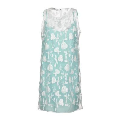 X'S MILANO ミニワンピース&ドレス ホワイト 44 コットン 100% ミニワンピース&ドレス
