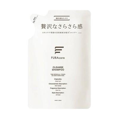 オモテナシ フラケア クレンズシャンプー 詰替え 400ml 1個