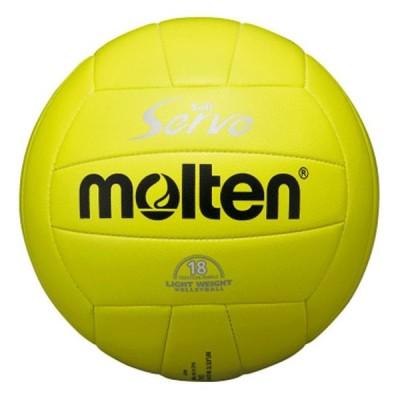 モルテン Molten ソフトサーブ軽量 4号球 体育・授業用  バレー ボール EV4L 取寄