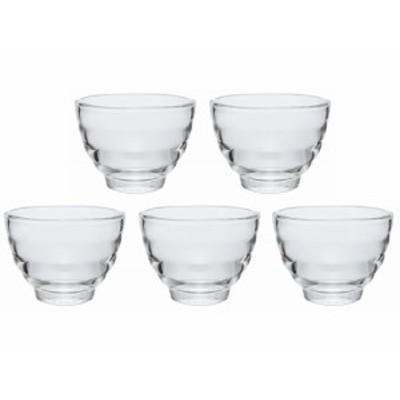 耐熱 ガラスカップ 5個 HARIO