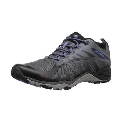 Merrell Women's Siren Edge Q2 Sneaker, Black, 9.5 M US【並行輸入品】