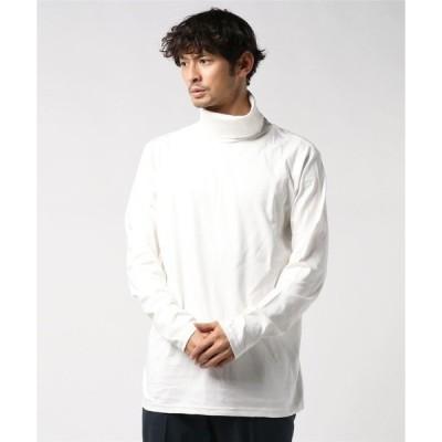 tシャツ Tシャツ LUSOR(ルーソル)スビンプラチナムタートルネック