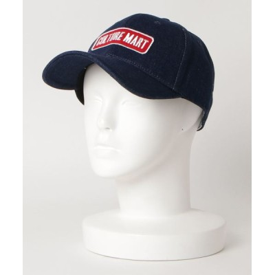 VARIOUS SHOP / DENIM CAP MEN 帽子 > キャップ