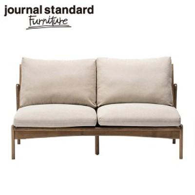 journal standard Furniture ジャーナルスタンダードファニチャー COLTON SOFA C:フレームブラウン×カバーライドグレー コルトン ソフ