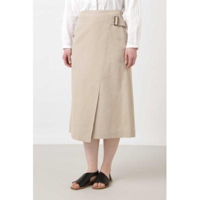 【ヒューマンウーマン/HUMAN WOMAN】 C/PE/LIドビーニドムスカート