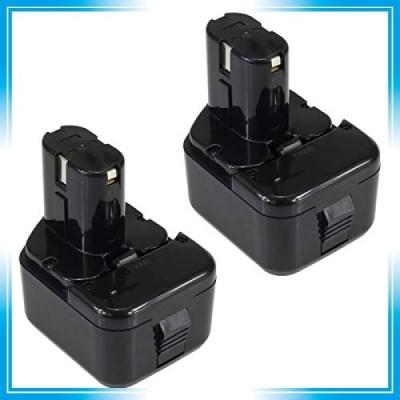 日立 バッテリー 12V 3.0Ah BCC1215 EB1214S EB1214L EB1220BL EB1212Sなど対応互換バッテリー 二個セット