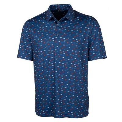 カッターアンドバック メンズ ポロシャツ トップス Men's Big and Tall Pike Polo Shirt