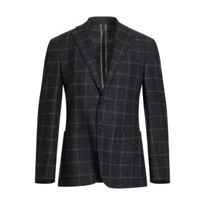 CC COLLECTION CORNELIANI テーラードジャケット グレー 50 バージンウール 96% / カシミヤ 4% テーラードジャケット