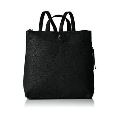 Fiorelli Women's Finley Backpack Handbag, Black (Black Casual) 並行輸入品