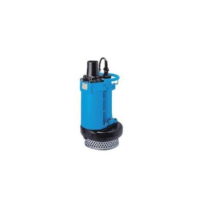 一般工事排水用水中ポンプ KRS型 省エネルギー仕様 口径150mm 3KW 三相200V メーカー直送品代引不可 ツルミポンプ KRS-63