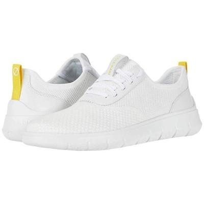 コールハーン Generation Zerogrand Stitchlite メンズ スニーカー 靴 シューズ Optic White Knit