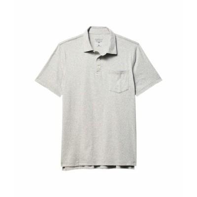 ノーマルブランド シャツ トップス メンズ Active Puremeso Polo Grey
