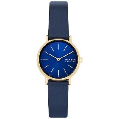 スカーゲン レディース 腕時計 アクセサリー SIGNATUR - Watch - blue blue
