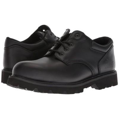 ソログッド メンズ 革靴・ビジネスシューズ シューズ・靴 Uniform Classic Leather Oxford Steel Safety Toe Black