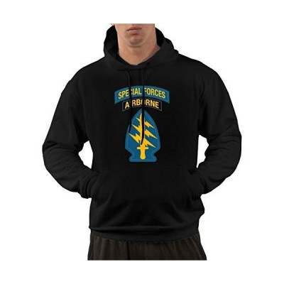 Us Special Forces Insignia Unisex Mens Mens Funny Hoodie Classic Pullover S