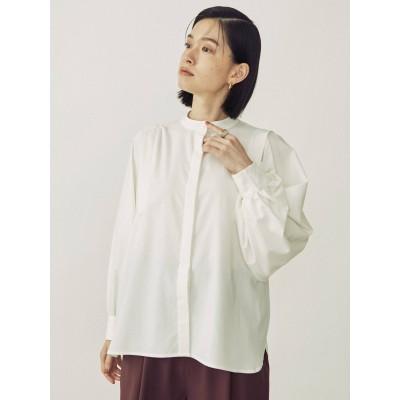 【公式】COTORICA WOMEN(コトリカ)【THE DAYZ TOKYO】ショルダーギャザーボリュームブラウス
