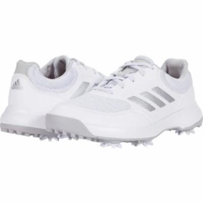 アディダス adidas Golf レディース スニーカー シューズ・靴 Tech Response 2.0 White/Silver Metallic/Grey Two
