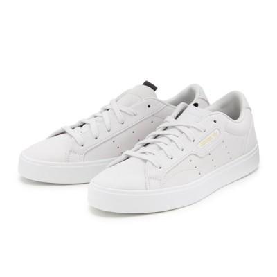 adidas アディダス adidas SLEEK W スリーク FX2148 ABC-MART限定 *LGR/LGR/WHT
