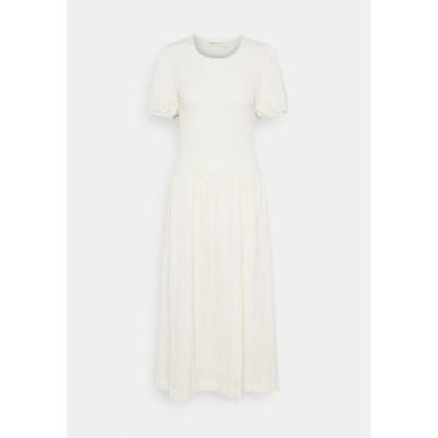 インウェア レディース ワンピース トップス ULRIKAIW DRESS - Day dress - whisper white whisper white