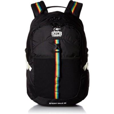 [チャムス] リュック Spring Dale 25 II Black