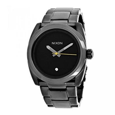 ニクソン 腕時計 メンズウォッチ Nixon - Kingpin - Gunmetal