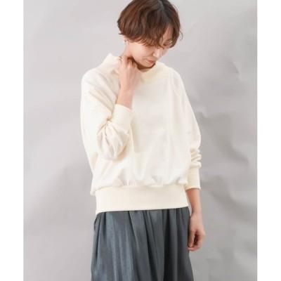 tシャツ Tシャツ SEADRAKE シードレイク ミニ裏毛ハイネックプルオーバー