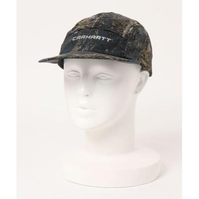 OVERRIDE / 【Carhartt】TERRA CAP / 【カーハート】テッラ キャップ オーバーライド MEN 帽子 > キャップ