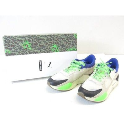 PUMA プーマ RS-X SANKUAN 369610-01 29.0cm スニーカー 靴 #UT5359