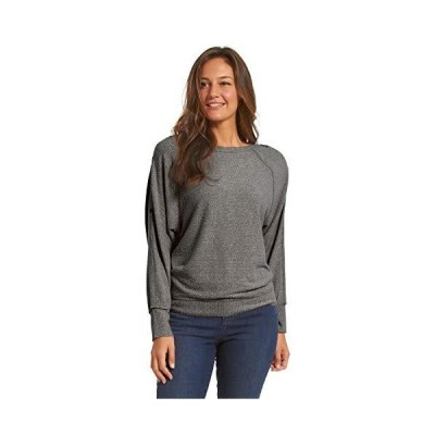 Vintage America Blues Women's Understand Reversible Boat Neck Sweater, Anth
