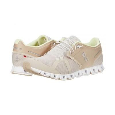 On オン レディース 女性用 シューズ 靴 スニーカー 運動靴 Cloud 2.0 - Sand/Pearl