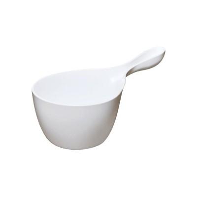 シンカテック 手桶 デュロー ハンディボール N ホワイト