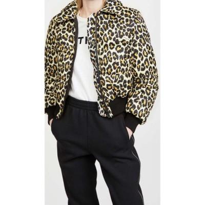 マーク ジェイコブス The Marc Jacobs レディース ダウン・中綿ジャケット アウター The Puffer Jacket Natural Multi