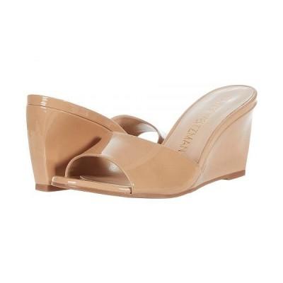 Stuart Weitzman スチュアートワイツマン レディース 女性用 シューズ 靴 ヒール Larunda - Adobe Patent