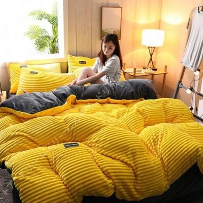 布団カバー 3点セット シングル 掛布団カバー ボックスシーツ 枕カバー ベットシーツ 肌ざわりが良い 通気性 おしゃれ 北欧 ファスナー仕様 寝具カバセット